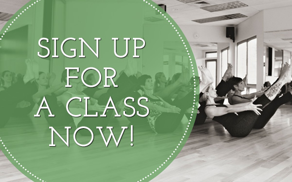 Signup For A Class Now