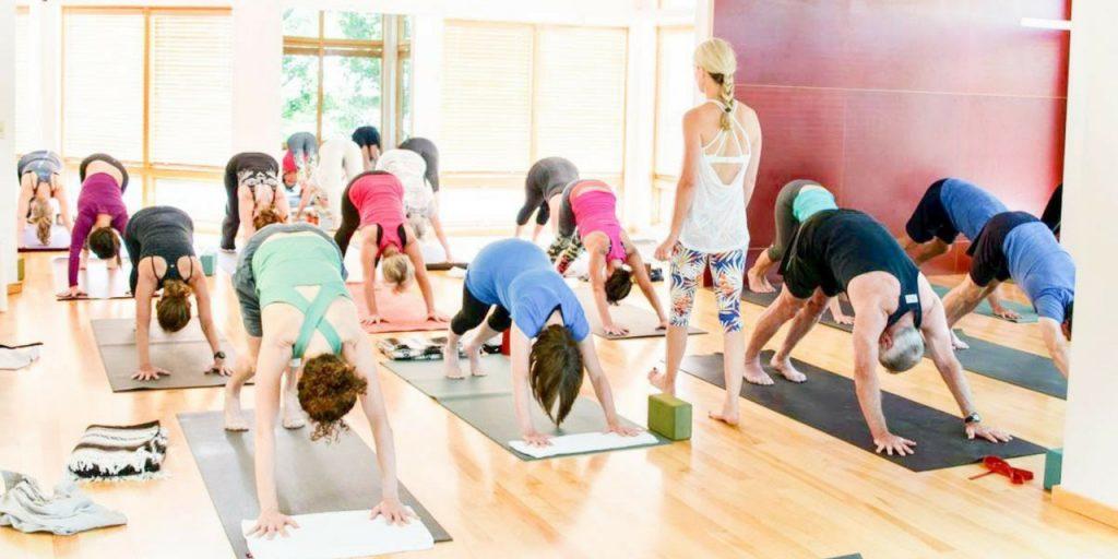 Yoga class - MUUV Yoga Boise