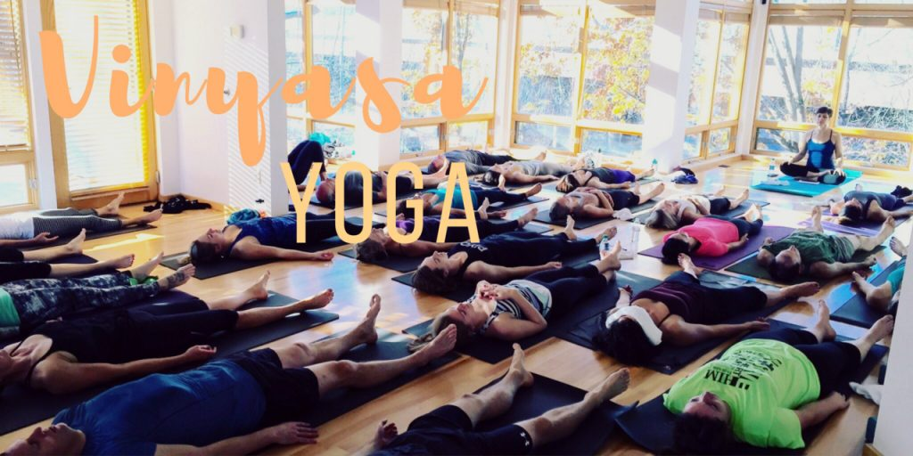 vinyasa yoga class descriptions | MUUV Yoga Boise