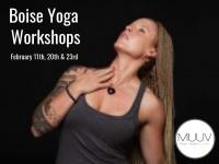 instructor-Yoga Workshops Boise Idaho - MUUV Yoga